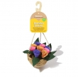 Hanging basket knaagmand