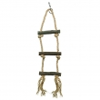 Natural living touwladder large (46 cm)