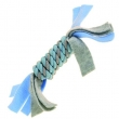 rope coil blauw